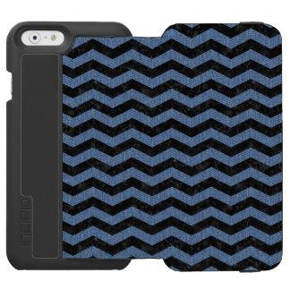 CHV3 BK-MRBL BL-DENM INCIPIO WATSON™ iPhone 6 WALLET CASE