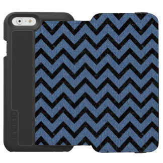 CHV9 BK-MRBL BL-DENM (R) INCIPIO WATSON™ iPhone 6 WALLET CASE