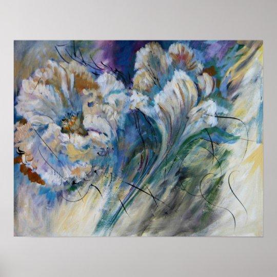 Chyrsanthemums Poster