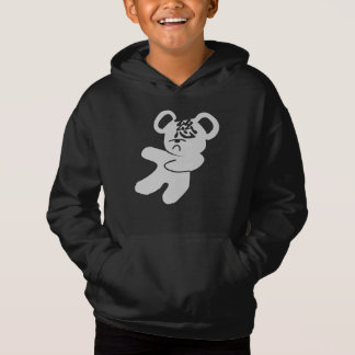 CI BEAR BLACK SWEATSHIRT