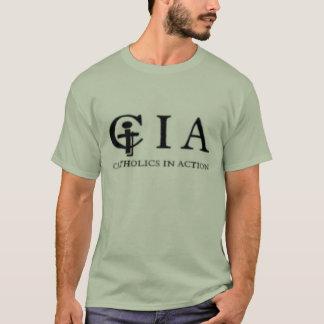 CIA dirty green T-Shirt