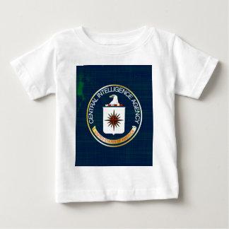 CIA Flag Grunge Baby T-Shirt