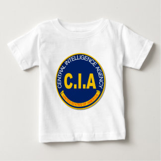 CIA Logo Mockup Baby T-Shirt