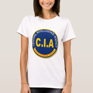 CIA Logo Mockup T-Shirt