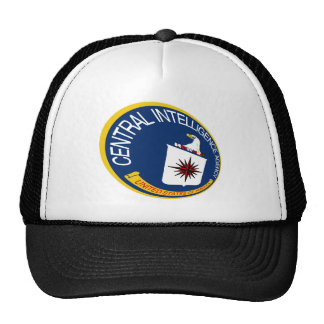 CIA Shield Trucker Hat
