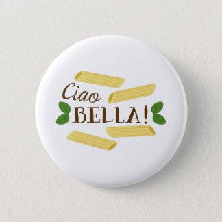 Ciao Bella 2 Inch Round Button