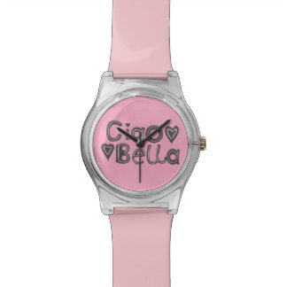 Ciao Bella Light Pink Wristwatch