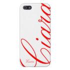 Ciara - beautiful iPhone 5 Savvy Case
