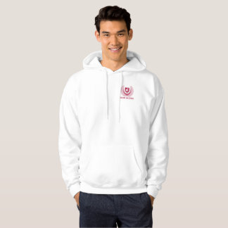 CIC Official Men's Basic Hooded Sweatshirt