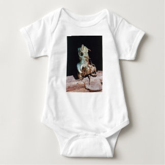Cicada Emerging from Shell Baby Bodysuit