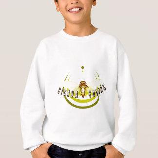 Cicada sounds Logo Sweatshirt