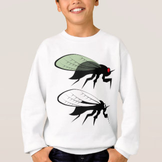 Cicada vector sweatshirt