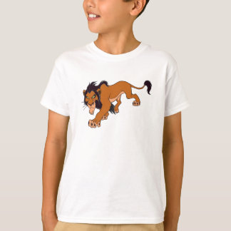 Cicatrice rôdant Disney T-shirts