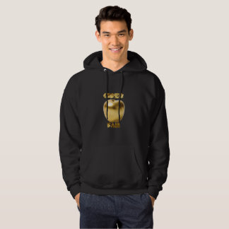 CiderFam Gold/Black PullOver Hoodie -My Time