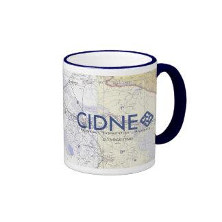 CIDNE ISS 11oz Ringer Mug
