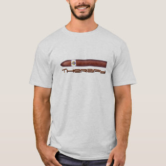 Cigar as Therapy T-Shirt