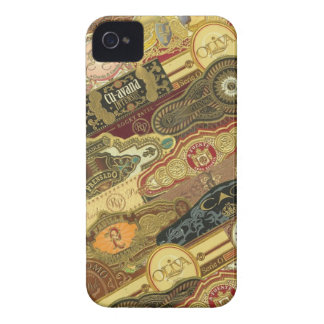 Cigar Band Case - iPhone 4