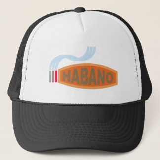 Cigar cigar Habano Trucker Hat