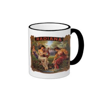 Cigar Radiana Ringer Coffee Mug
