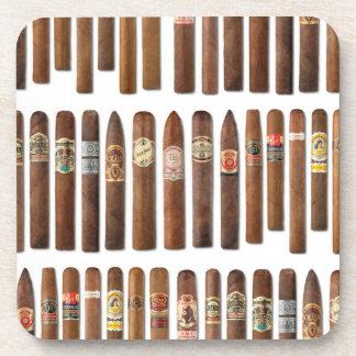 Cigar Rows // Coaster