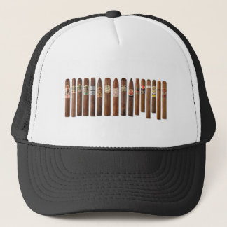 Cigar Rows // Trucker Hat