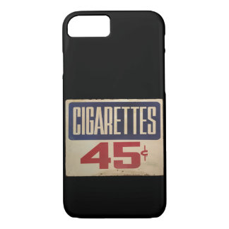 cigarettes 45¢ iPhone 8/7 case