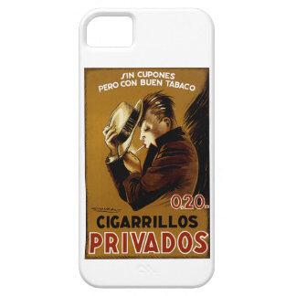 Cigarillos Privados iPhone 5 Cases