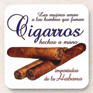 Cigarros - Cirars Coaster