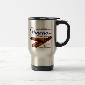 Cigarros - Cirars Travel Mug