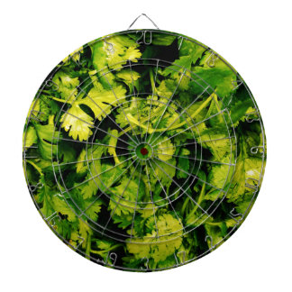 Cilantro / Coriander Leaves Dartboard