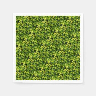 Cilantro / Coriander Leaves Paper Napkins