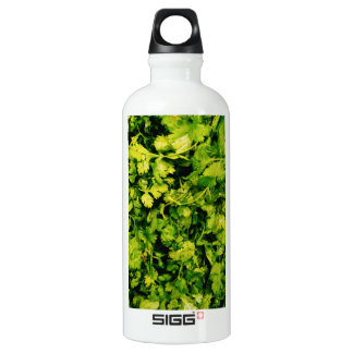 Cilantro / Coriander Leaves Water Bottle