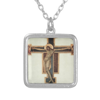 Cimabue Silver Plated Necklace