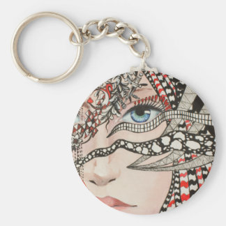 Cimaruta key chain