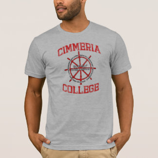 Cimmeria College Battlin' Barbarians T-Shirt
