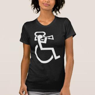 Cinabilogosingle_drpshdw T-Shirt