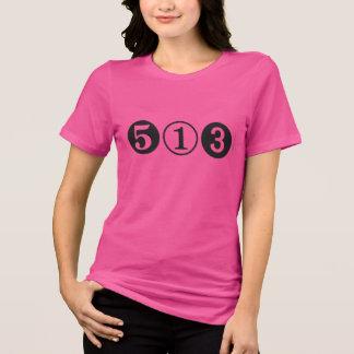 Cincinnati 513 Area Code T-Shirt