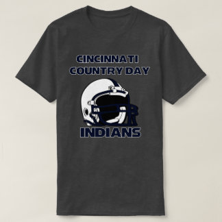 Cincinnati Country Day Indians  High School ohio T-Shirt