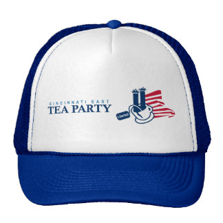 Cincinnati East Tea Party Trucker Hat