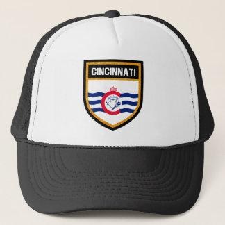 Cincinnati Flag Trucker Hat