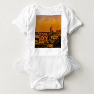 Cincinnati Golden Baby Bodysuit
