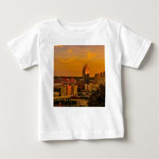 Cincinnati Golden Baby T-Shirt
