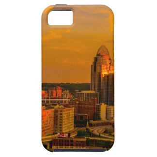 Cincinnati Golden iPhone 5 Covers