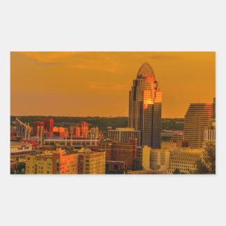 Cincinnati Golden Sticker