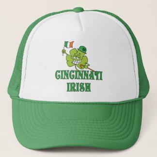 Cincinnati Irish Trucker Hat
