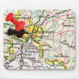 Cincinnati Mouse Pad