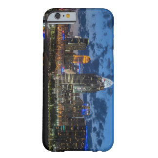 Cincinnati Night Skyline iPhone Case
