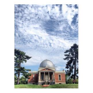 Cincinnati Observatory - Hyde Park Postcard