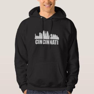 Cincinnati OH Skyline Hoodie