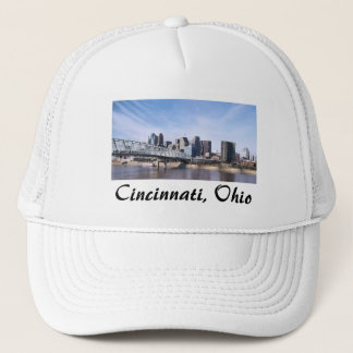Cincinnati Ohio Trucker Hat
